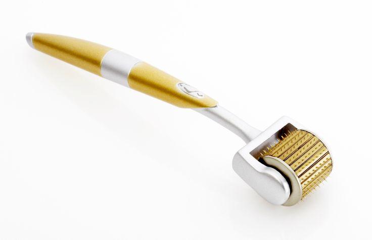 Få Bort Bristningar Hemma | NY MODELL AV VÅR POPULÄRA SKINROLLER! Reducerar bristningar, celluliter, ärr, håravfall, eksem och rynkor.