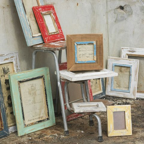 Wooden Picture Photo Frames UK | Reclaimed Wooden Frames – Dassie