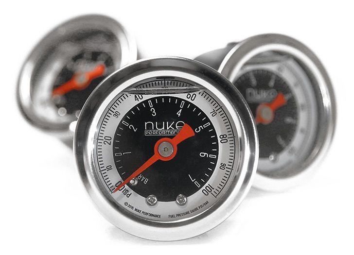 Pin On Fuel Pressure Gauge