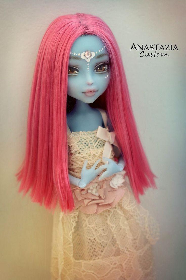 Ooak Monster High Dolls Dolls Custo