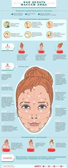 Как делать массаж лица? Пошаговая инструкция | Секреты красоты | Здоровье | Аргументы и Факты