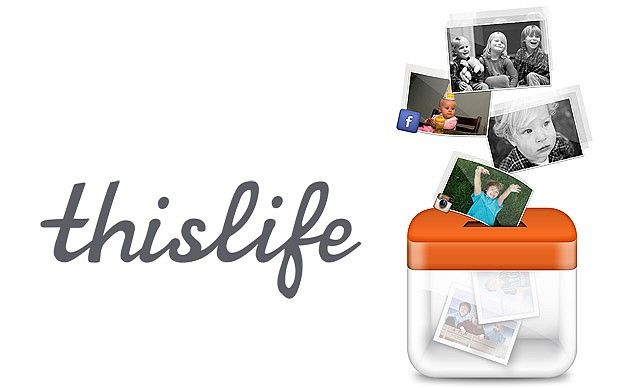 ThisLife can import photos from a range of online services. 1/13 App Mark Cuban has in his smartphone