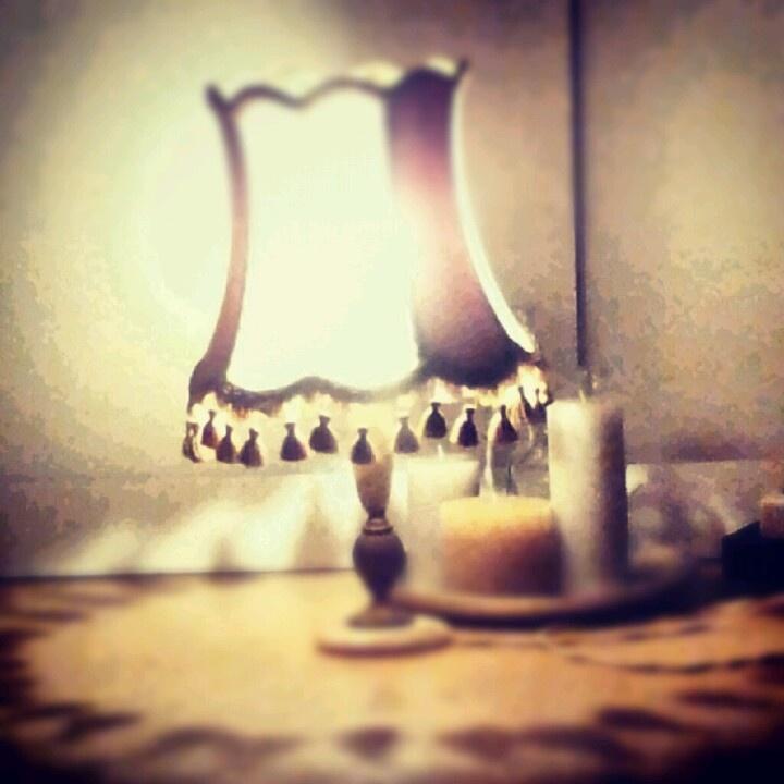 Lampje oma