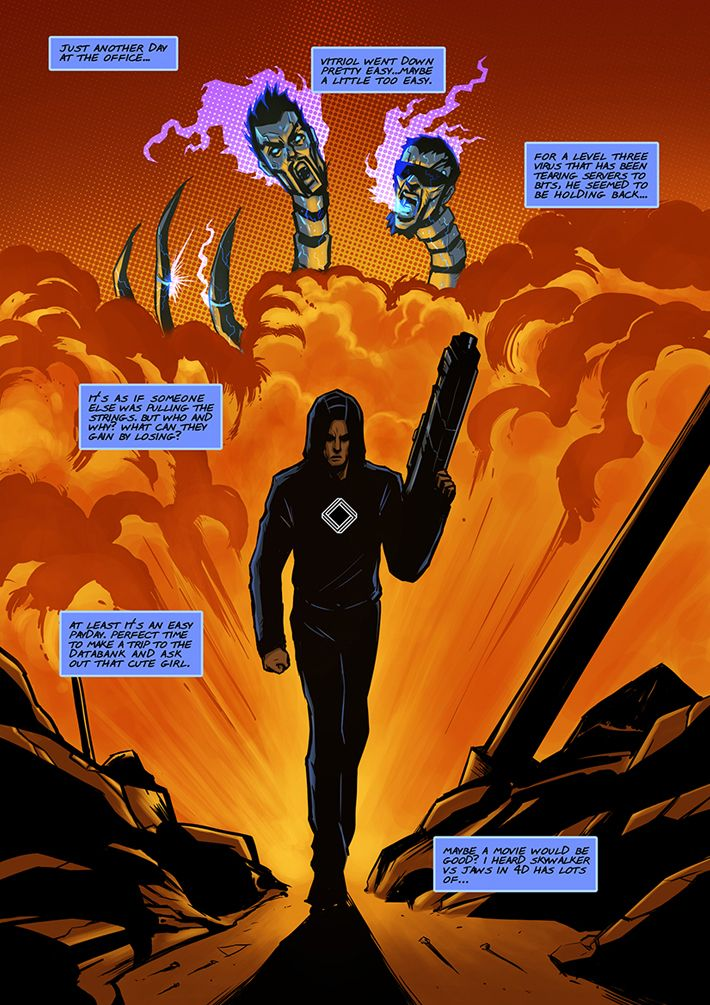 The Son - All I Know feat. 360: The mysterious story of this part comic book hero, part tune master continues… So let's recap. In issue one More Fire burnt down your discotheques & The Son battled the two-headed Evo virus known as Vitriol. Fast forward to Issue 2, which features one of our biggest hip hop names, 360 & Triple j Unearthed winners Jackie Onassis, who were at the helms of this remix.