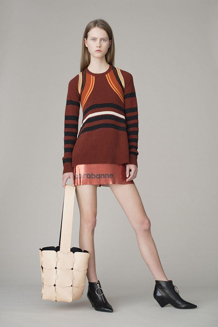 Paco Rabanne womenswear Pre-Fall 2016 collection http://modainpasserella.blogspot.it/2016/01/0205-paco-rabanne-collezione-donna-pre.html #PacoRabanne #womenswear #PreFall2016 #fashion #moda