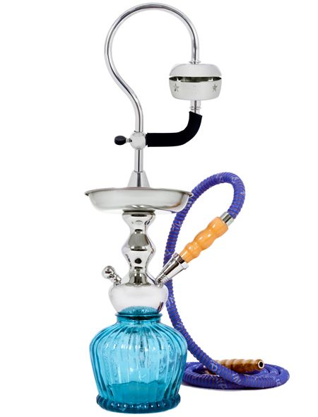 how to turn a hookah into a bong