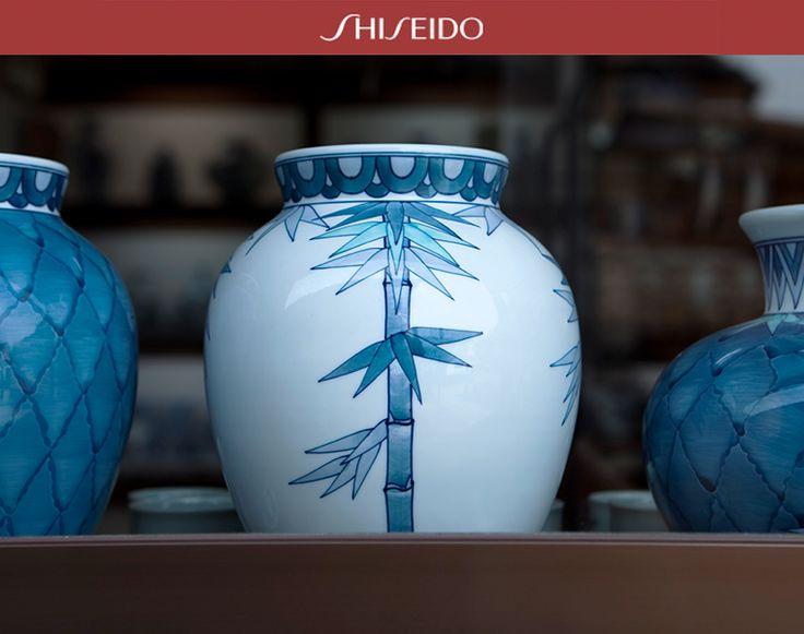 """CURIOSITÀ – È iniziato #Expo2015: il design del padiglione #Giappone si ispira all' """"Utsuwa"""", termine che indica la varietà di stile tipica delle ceramiche giapponesi! www.shiseido.it"""