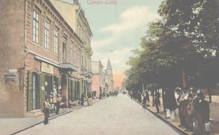 Campulung Muscel - 1908