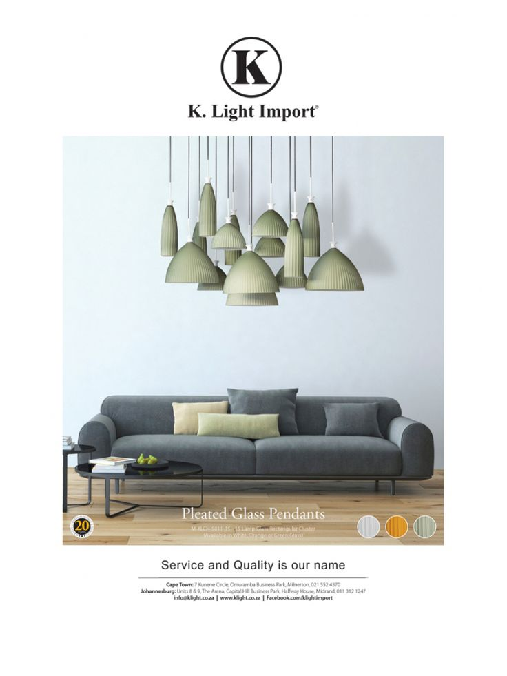 <p><b>Pleated Glass Pendants</b><br />  Garden & Home<br /> House & Leisure<br /> Conde Nast House & Garden<br />  Real Estate</p>