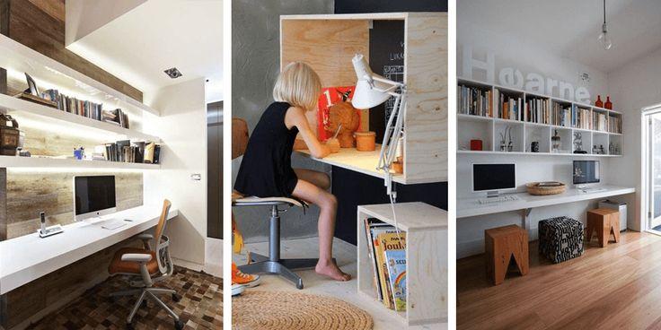 Casa arredo studio: come ricavare uno spazio ufficio a casa? - I consigli e le tendenze per realizzare uno spazio ufficio elegante direttamente a casa. Ecco le soluzioni casa arredo studio.