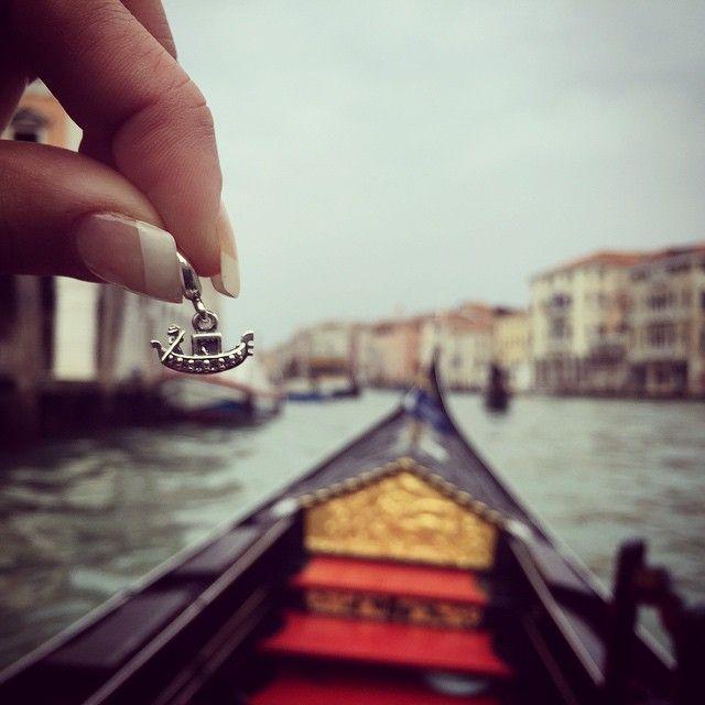 pandora charm venecia