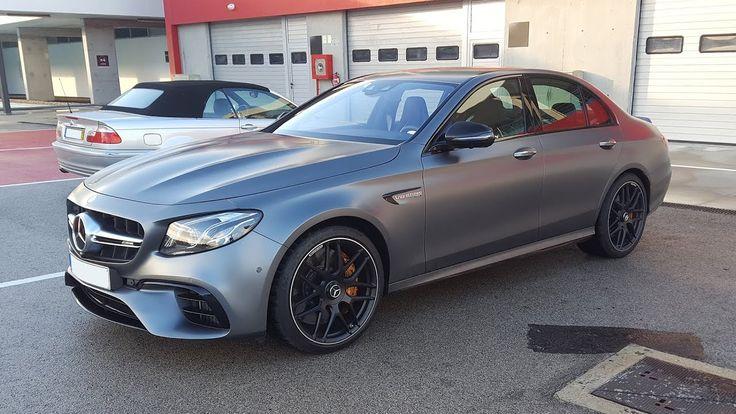 Der neue Mercedes-AMG E 63 S - GRIP - Folge 393 - RTL2