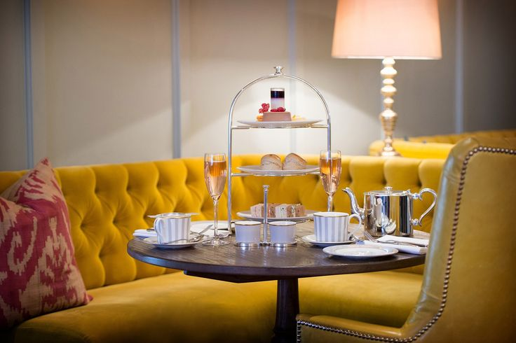 From gluttonous to gluten-free, we've rounded up the finest teas in London