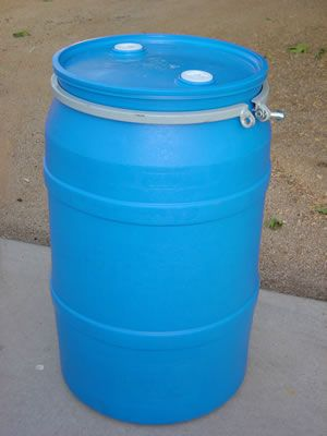 best buy so far on 55gallon barrel for strawberry planter project