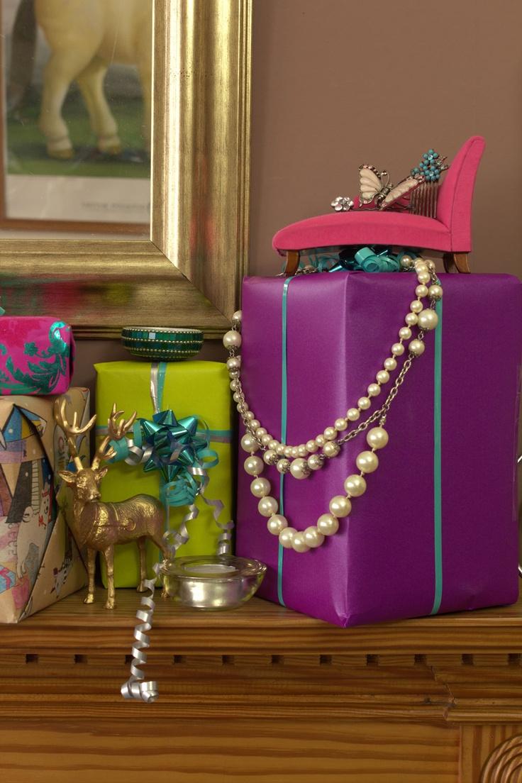 Christmas Wrapping Ideas Decorating Christmas