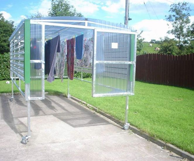 Outdoor Cloth Dryer ~ The best outdoor clothes lines ideas on pinterest