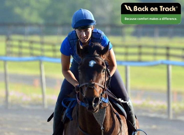 Advanced level eventer, AJ Dyer shares what she learned galloping Thoroughbreds over the winter and why she seriously recommends it... #EventerTraining