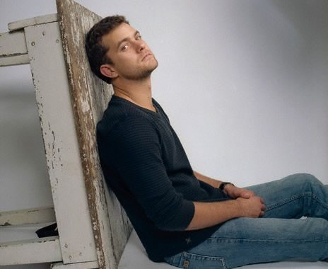 Joshua Jackson. I will admit to the crush starting in Dawson's Creek. Who didn't love Pacey?