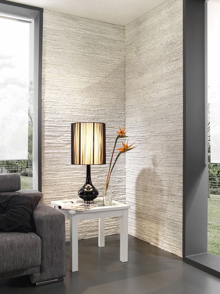 14 best faux wall images on pinterest faux brick walls - Fake brick wall covering interior ...