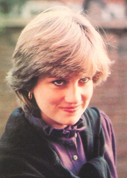 great natural picture of Lady Diana