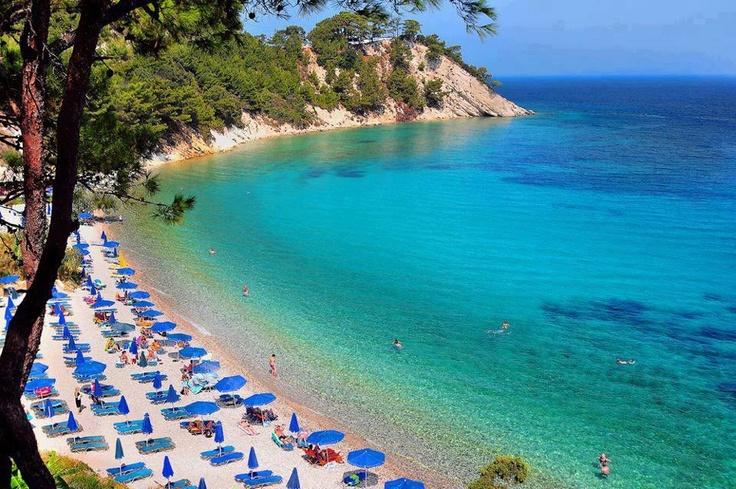 Samos Lemonakia beach GREECE