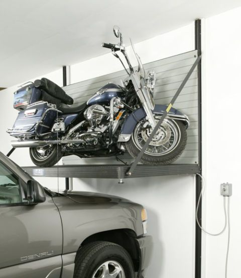 Keeping the garage organized can seem like an impossible task. But take heart, the storage solutions shown here will help you tackle the clutter, get organized and park inside again.
