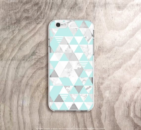 iPhone 6s Case Tough White iPhone 6S Plus Case by casesbycsera