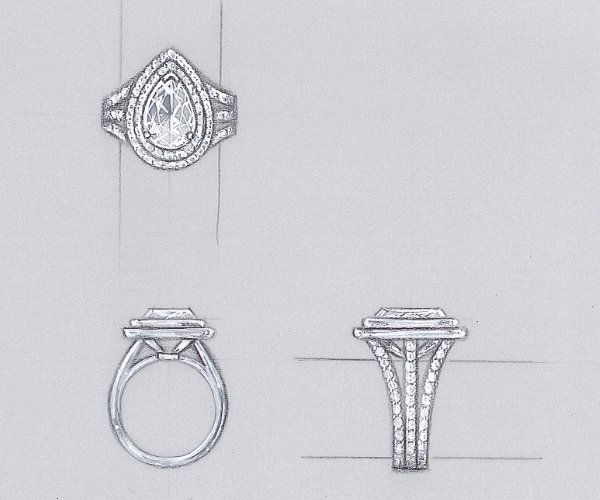 rendered drawing of a ring