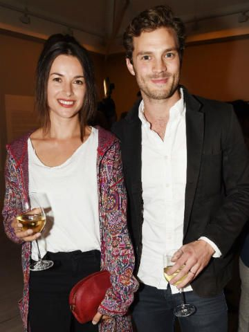 Jamie Dornan and Amelia Warner: A love story in pictures - Now ...