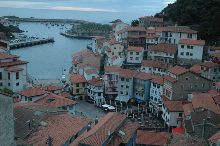 Cudillero , Asturias