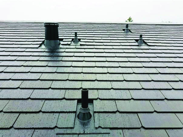 Conveniences And Drawbacks Of Solar Roof Tiles That You Need To Understand About Homes Tre Solar Roof Tiles Tesla Solar Roof Solar Roof