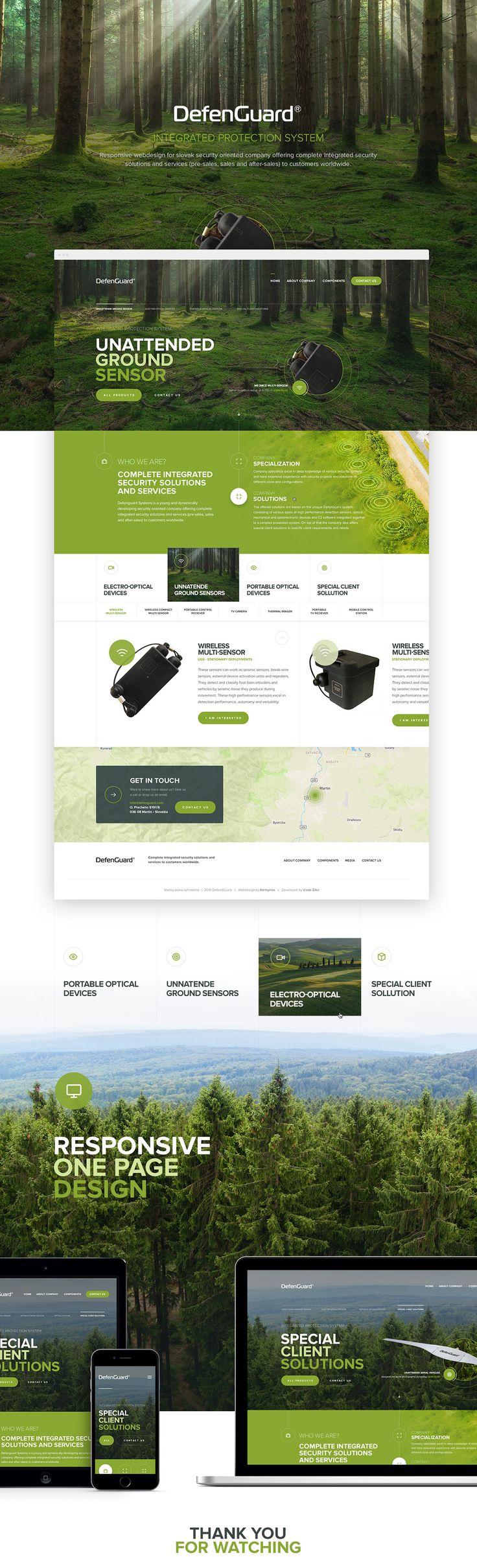 DefenGuard on Web Design Served