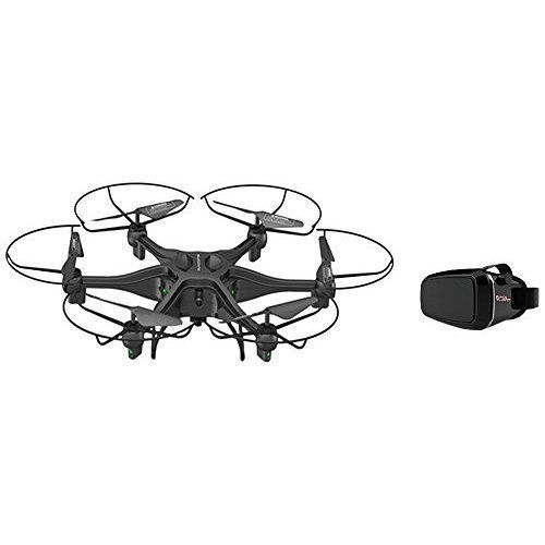 Quadcopter Drone Wifi FPV Camera Force Flyers Airplanes Motion Controlled Drone #QuadcopterDrone
