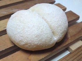 基本のレンジパン(ハイジの白パン)