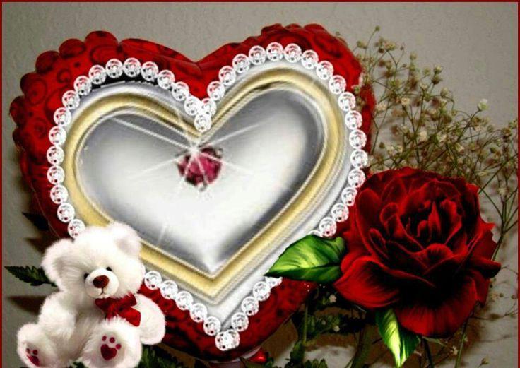 111 Best Heart Love Roses Images On Pinterest
