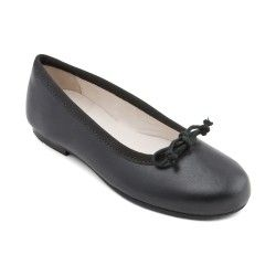 Black leather school shoes http://www.startriteshoes.com/school-shoes