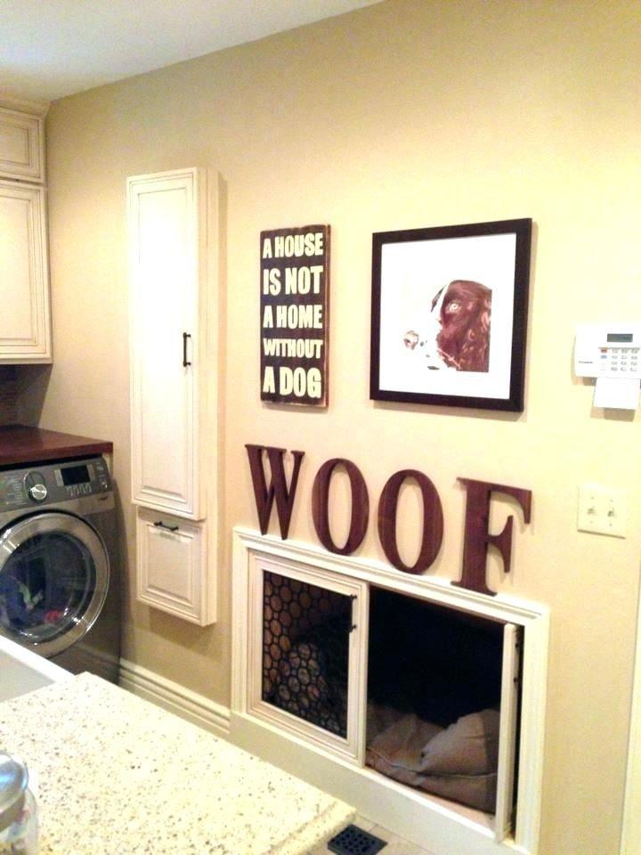 Cute Laundry Room Ideas Pet Customer Project Dog Diy In 2019