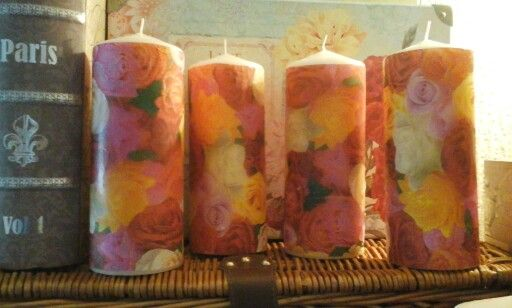 Candles Covered