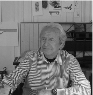 Marc Berthier - Designer of the Walter Chair