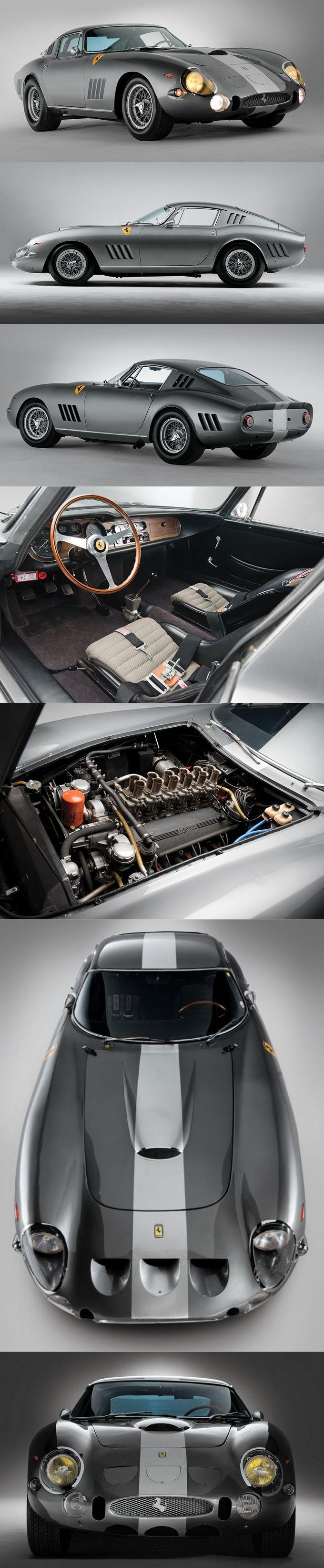 1964 Ferrari 275 GTB/C Speciale Scaglietti / s/n 06701 / Italy / silver white / $ 26 mio / 1 0f 3pcs