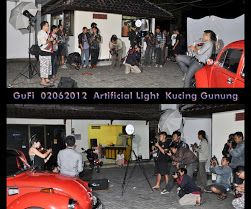 Event Photography with GUFI