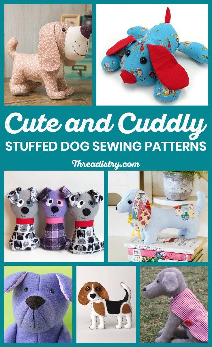 Stuffed Dog Patterns Dog Sewing Patterns Sewing Stuffed Animals Stuffed Animal Patterns [ 1200 x 735 Pixel ]
