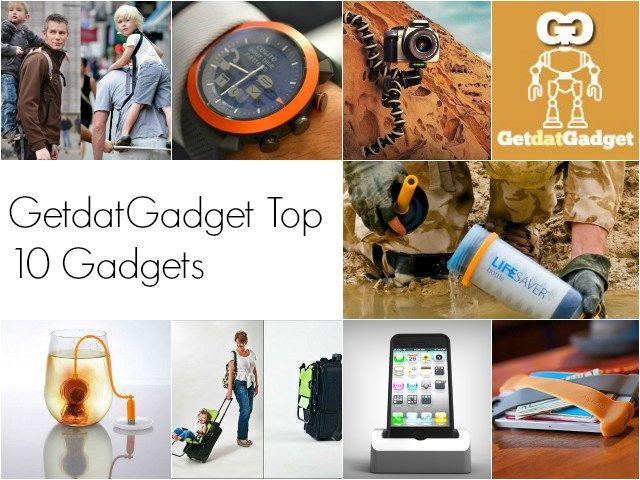 GetdatGadget Top 10 Gadgets
