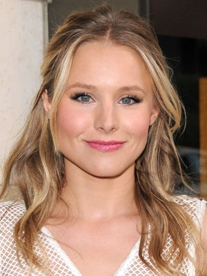 Kristen Bell. Love her in the movie 'You Again'