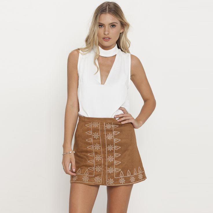 Image for Mooloola Tough Act Skirt from City Beach Australia