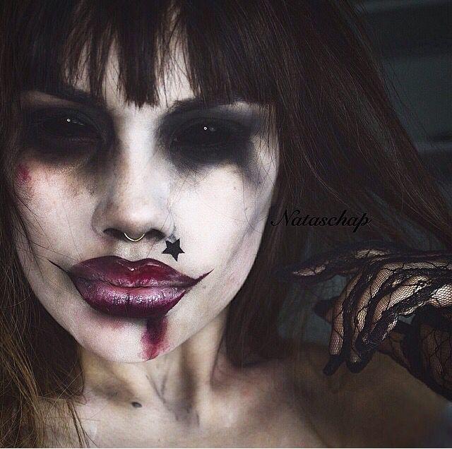 #nataschap #Makeup #Halloween