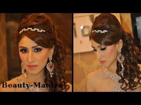 Bridal Makeup - Barbie Doll Engagement Look