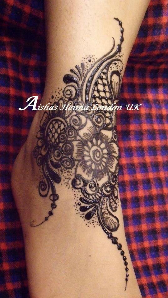 #somali #henna #black #mehndi #design