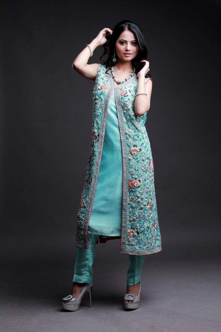 Nadia Sohail Design Studio Fashion Shoot on Behance