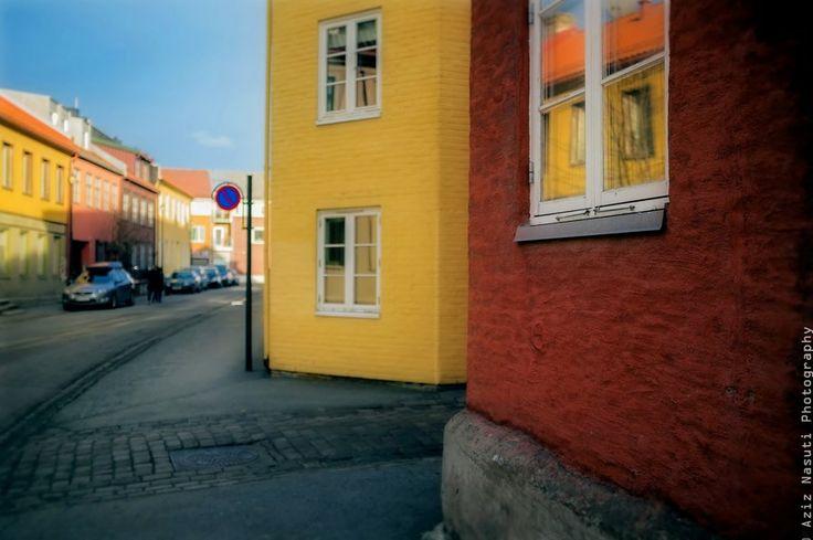 Trondheim Bakklandet by Aziz Nasuti on 500px